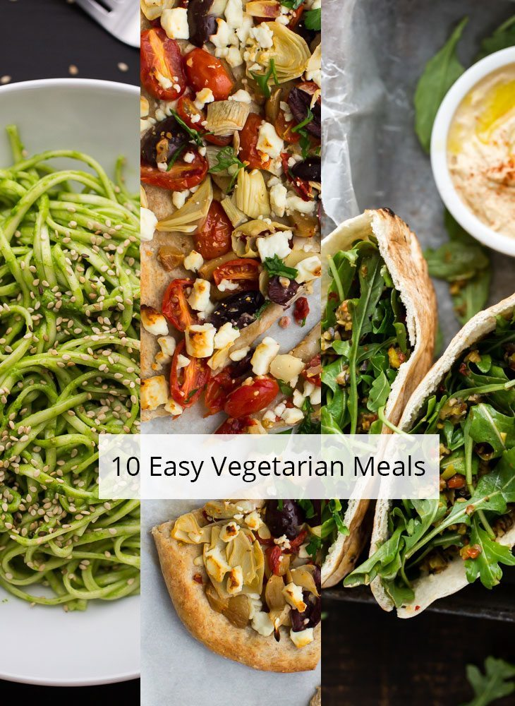 Easy vegetarian meals naturally ella 10 easy vegetarian meals httpnaturallyella forumfinder Images