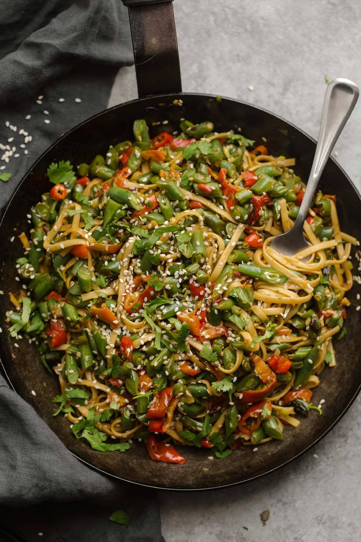 Green Bean Stir-Fry photo