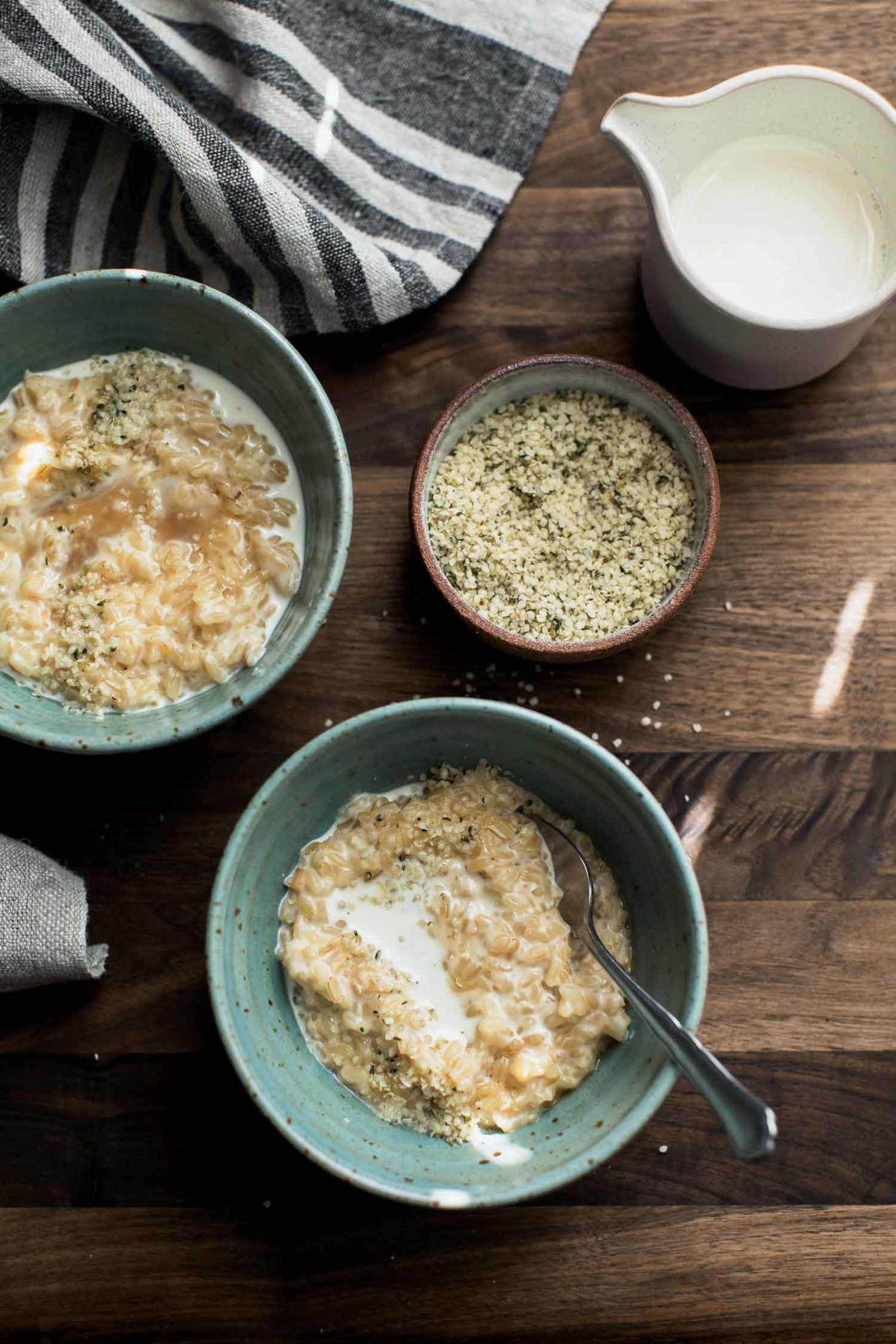 How to cook rice porridge on milk duly 20