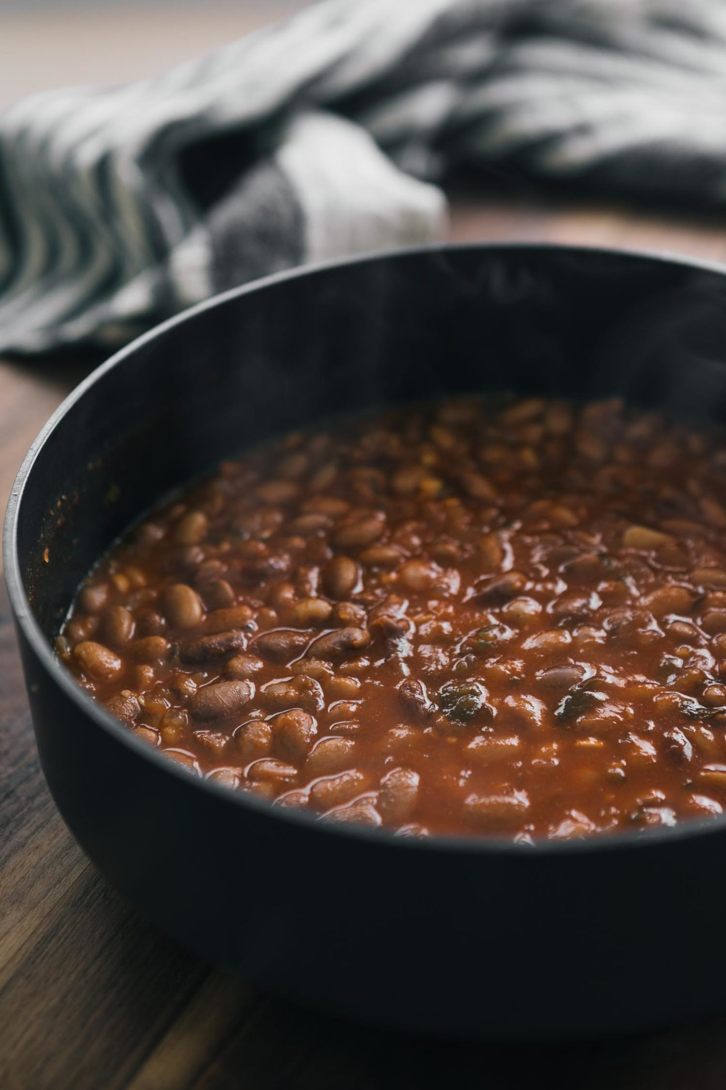 Charro Beans Frejoles Charros Cooking Component Naturally